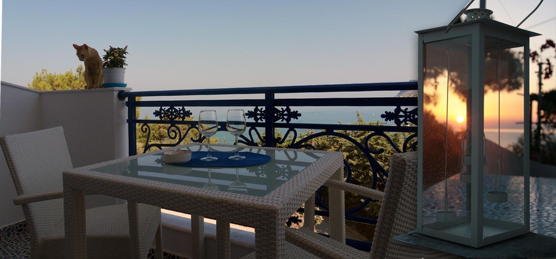 vacances à la mer à Rhodes